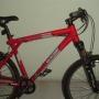 Bicicleta Montaña Gt Avalanche 2.0 Año 2008 Roja Impecable