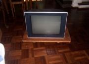 Mesas ratonas de madera maciza para tv 29