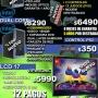 PC INTEL DUAL CORE E2200 +1GB DDR2 +160GB DISCO + GRABADORA DVD + TECLADO +MOUSE +PARLANTES $8290!!! TEL: 628 1175