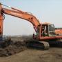 Manejo excavadora