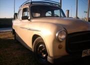 vendo camioneta cabina y media 1955 marca commer