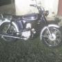 vendo moto yb 50 recien restaurada 100% japonesa en ablande a toda prueba