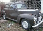 Auto vauxhall año 1949