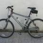 Bicicleta Gary Fisher Advance montaña con accesorios