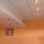 Tabiques, oficinas, baños,  en yeso, Cielorrasos Cenefas, Solución para humedad, alta resistencia y durabilidad