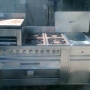 vendo cocina industrial acero inoxidable