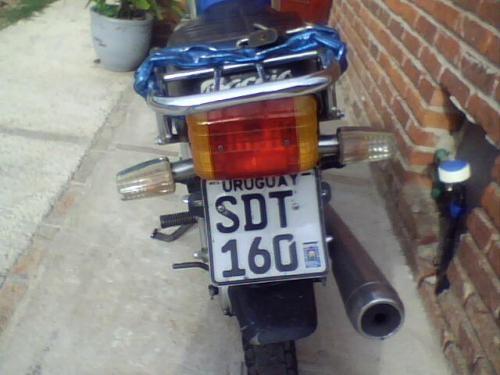 Permuto urgente moto