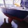 BARATO: velero frances de acero de 30 pies
