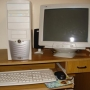 Pc Completa Con Monitor De 17