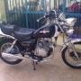 vendo moto baccio cruiser 125