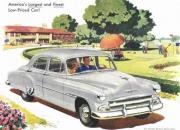 Auto chevrolet 1951 original
