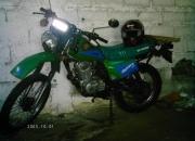 vendo moto winner shara 125cc. año 2005