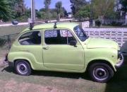 Fiat600 impecable, muy lindo, hay que verlo!!! todo original