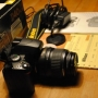 Nikon D40 REFLEX DIGITAL -casi nueva-