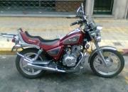 VENDO MOTO YASUKI 125 CC  IMPECABLE