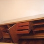 Por mudanza vendo modular en roble laqueado
