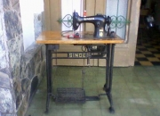 Vendo maquina de coser singer electrica semi industrial