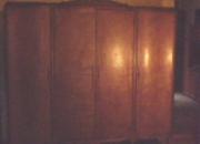 Ropero antiguo estilo frances de cedro liquido $3200