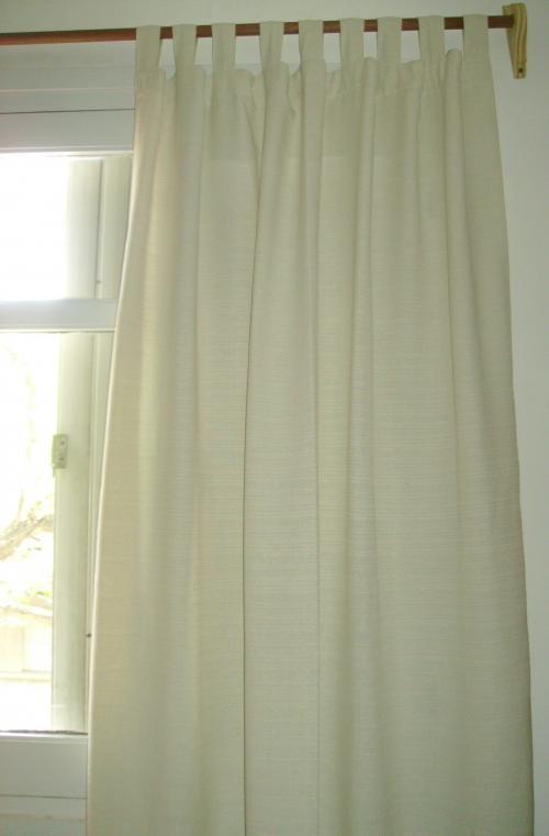 Cortinas de tela, modelos exclusivos, dormitorio, comedor, etc en