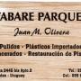 PULIDO Y PLASTIFICADO Y ENCERADO DE PISOS DE MADERA