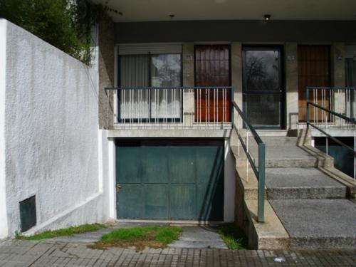 Alquiler apartamento tipo casa en pocitos con garaje y barbacoa