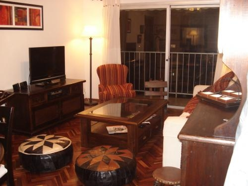 Alquilo apartamento amueblado montevideo