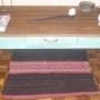 Mesa ratona grande antigua tapa de muy buena madera