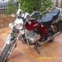 Vendo Moto Baccio Cruiser - año 2006 / Nueva - Impecable!!!