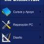 Cursos y Examen de Informática; Windows, Office, Internet, MSN, Illustrator, Flash, Photoshop