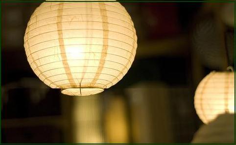 Decorar pantalla de lampara lmpara alta sobremesa cuerda for Decorar pantalla de lampara