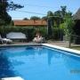 Alquileres Punta del este - Cabaña con piscina alquiler verano