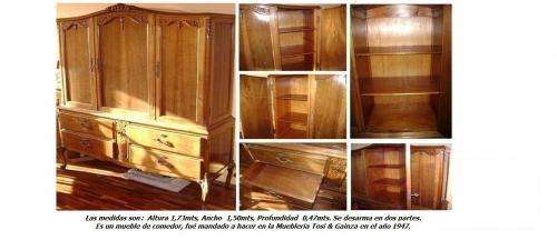 Mueble antiguo para comedor en Montevideo - Muebles | 89093