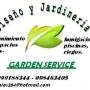 Parques y jardines Garden service