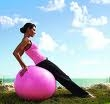 Pelota para pilates-con manual de regalo-garantia y envio