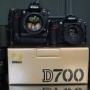 En venta cámara Nikon D700 digital ...... 650Euro incluyendo gastos de envío