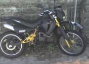 Yumbo dakar 200cc (2007) como nueva