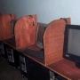 vendo mobiliario de cyber desmontable y otros perifericos
