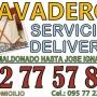Lavado y Secado de Ropa en Punta del Este, a Domicilio / Delivery