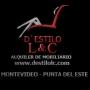 Alquiler de Livings en Punta del Este