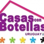 Casas de Botellas Uruguay