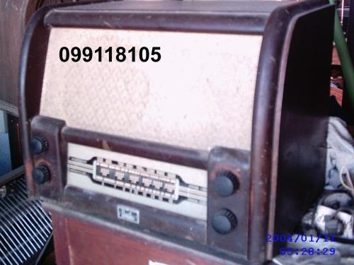 Radios antiguas de mi coleccion vendo