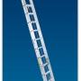 Escalera Colisa Aluminio 9,8 Mt 32 Escalones Nueva
