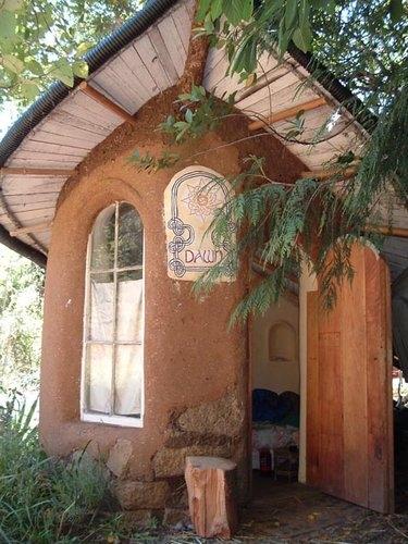 Casas madera y piedra la casa rstica de piedra y madera entre encinas with casas madera y - Casas piedra y madera ...