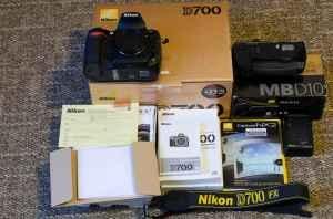 Nikon d700, canon eos 5d mark ii