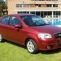 Alquiler de coches en Montevideo Uruguay
