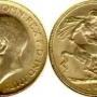 vendo libra de oro de 1911