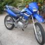 vendo moto cros honda 125 bros año 2010