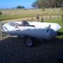 vendo bote gomon con trailer y motor