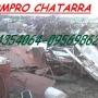 COMPRO CHATARRA LLAMAR AL:094354064, 095698628