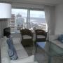 Luminoso y con vista apartamento piso alto Punta del Este